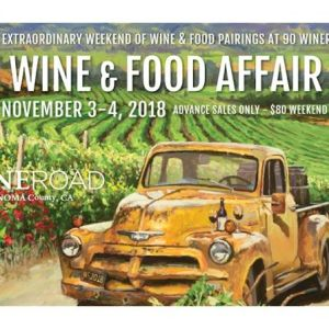 Wine Road- Wine & Food Affair